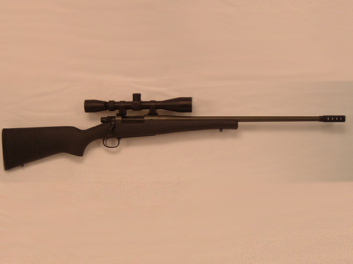 Bolt Rifle 20-Inch Model 7