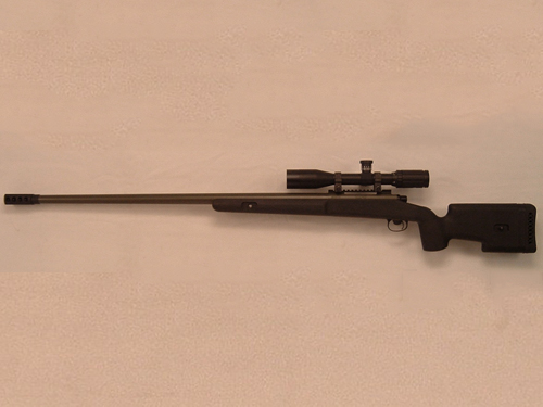 Bolt Rifles 30-Inch 700