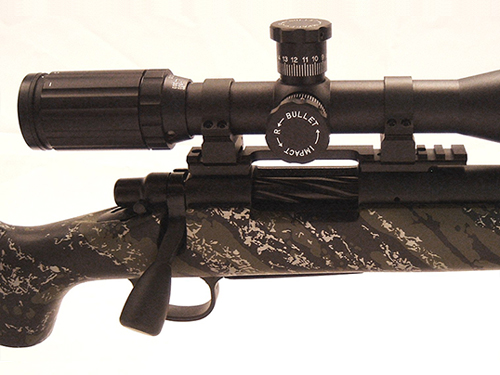 Bolt Rifle 24-Inch Freedom