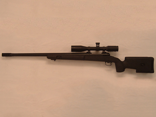 Bolt Rifle 24-Inch Model 10
