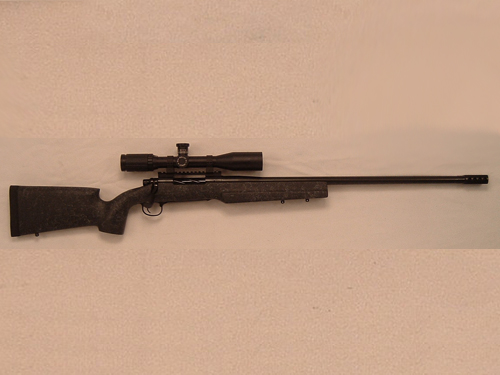 Bolt Rifle 26-Inch Medalist